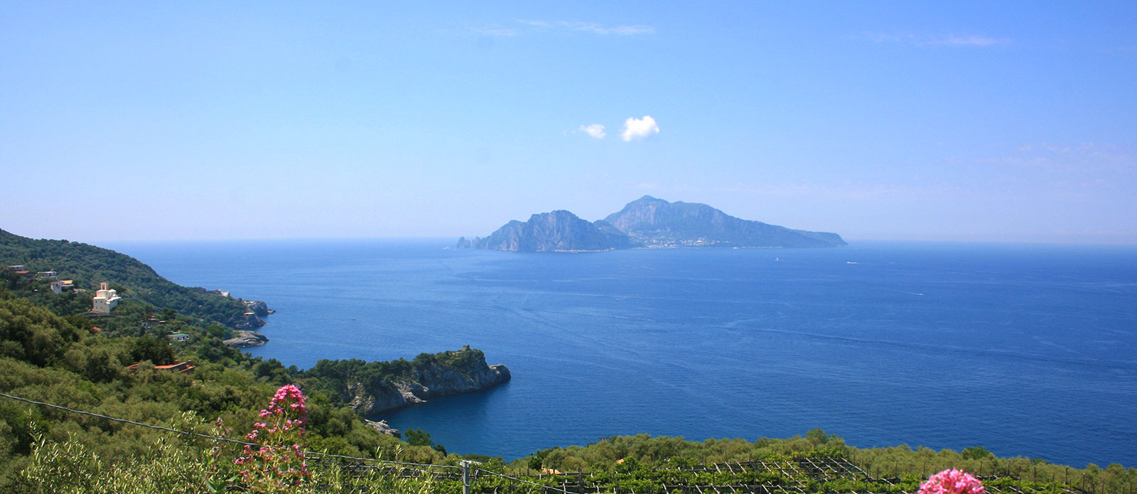 Tour di Capri in barca